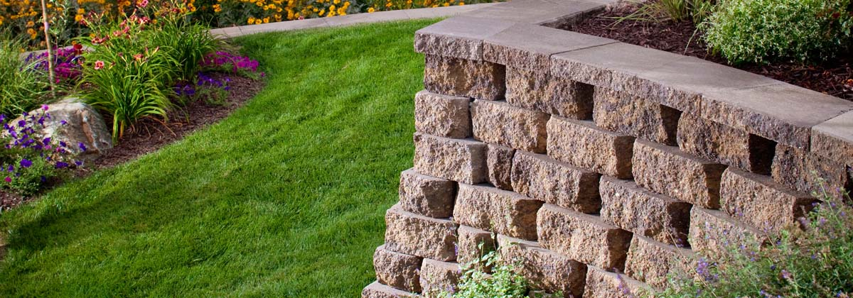 Belgard Retaining Walls Patio Supply Outdoor Living