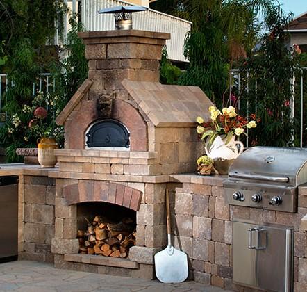 Belgard Brick Oven Patio Supply