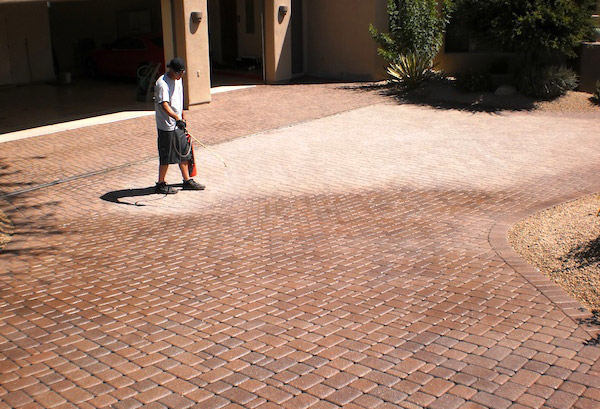 Sealing Pavers May Not Be For Everyone While There Are Many Benefits To It Does Add Necessary Maintenance An Otherwise Low