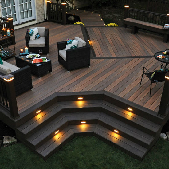 What Is The Best Decking Material Patio Supply Outdoor